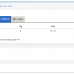 woocommerce one page checkout and layouts pro